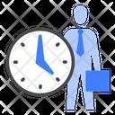Working Hours Workweek Work Icon