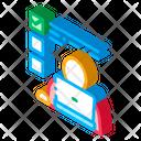 Job Business Internet Icon