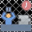 Deadline Employee Pressure Icon