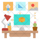 Working Table Icon