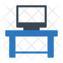 Table Office Working Icon