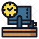 Working Work Office Icon