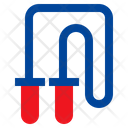Workout Healthy Rope Icon