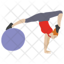 Workout Exercise Icon
