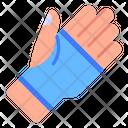 Workout Glove Icon