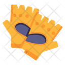 Workout Gloves Icon