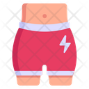 Workout Shorts Icon