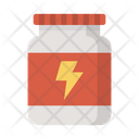 Creatine Energy Powder Icon