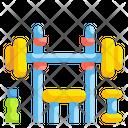 Workouts Gym Sports Icon