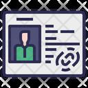 Workpermit Icon
