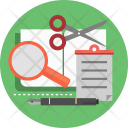 Workplace Concept Book Icon