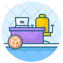 Workplace Office Workspace Icon