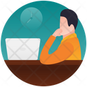 Workplace Office Job Place Icon