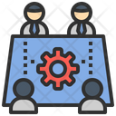 Workshop Strategy Plan Icon