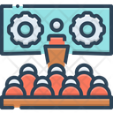 Workshop Seminar Ideas Icon