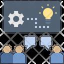 Workshop Teamwork Idea Icon