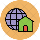 World Global Concept Icon