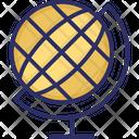 Education Geography Globe Icon