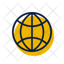 World Globe Travel Icon