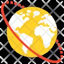 World Earth Globle Icon