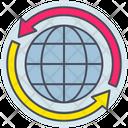 Business World Update Icon
