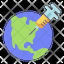 World Vaccine Vaccination Icon