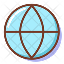 Language World Earth Icon