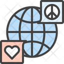 World Safety Protection Icon