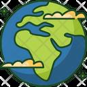 World Globe Global Icon