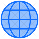 World Global Planet Icon