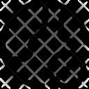 World Block Map Icon