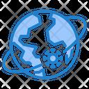 World Global Location Icon