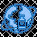 World Vaccine Medical Icon