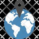 World Global International Icon