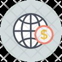 World International Dollar Icon