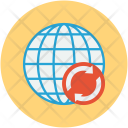 World Internationa Tour Icon