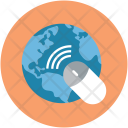 World Mouse Technology Icon