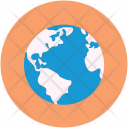 World International Global Icon
