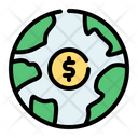 World Bank Coin Icon