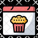 World Cake Day Icon