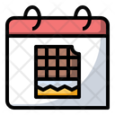 World chocolate day Icon