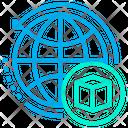 Global Product Global Item Globe Product Icon
