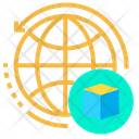 Global Product Global Item Globe Product Icon