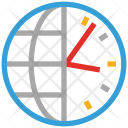 World Clock International Icon