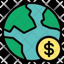World Coin Superior Icon