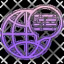 World Communication Icon