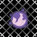 World Corona Global Icon