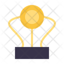 World Cup Award Trophy Icon