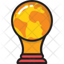 Champion Trophy Cup Icon