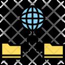 World Data World Data Globe Icon
